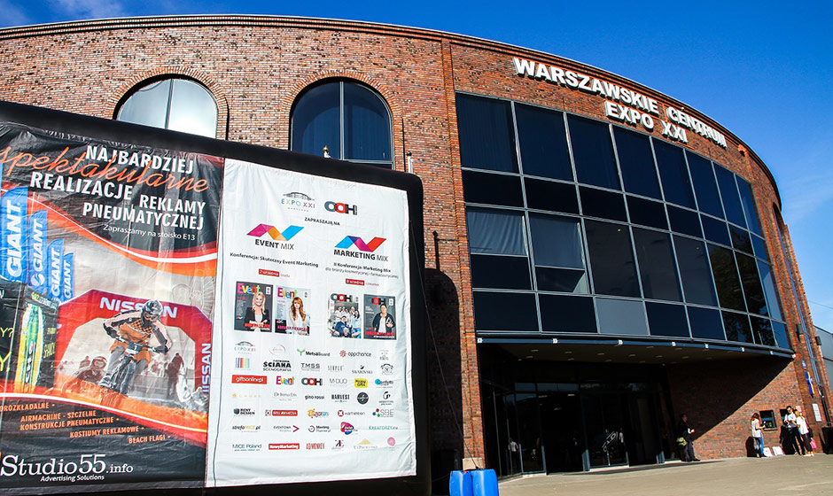 Marketing Festival 2019. EXPO XXI Warsaw. 1